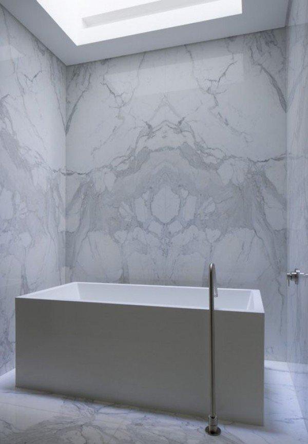 Vasche da bagno corian su misura four - Vasche da bagno su misura ...